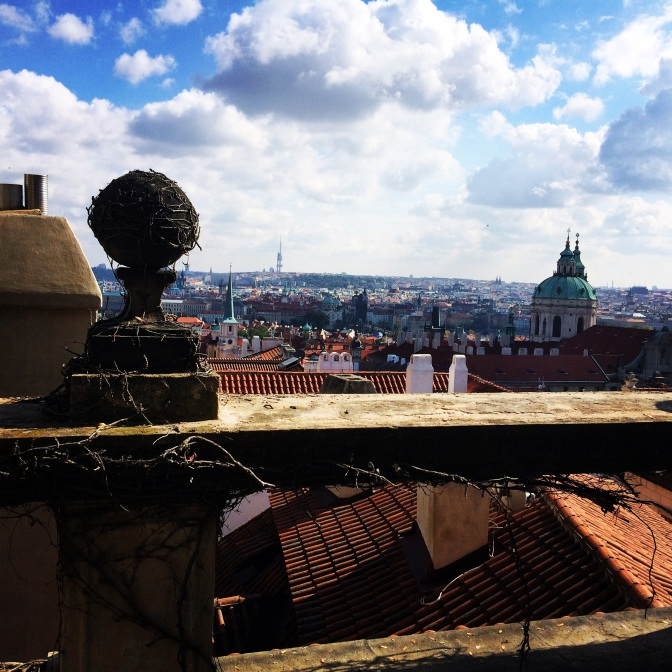 Prague: Walking through Beauty